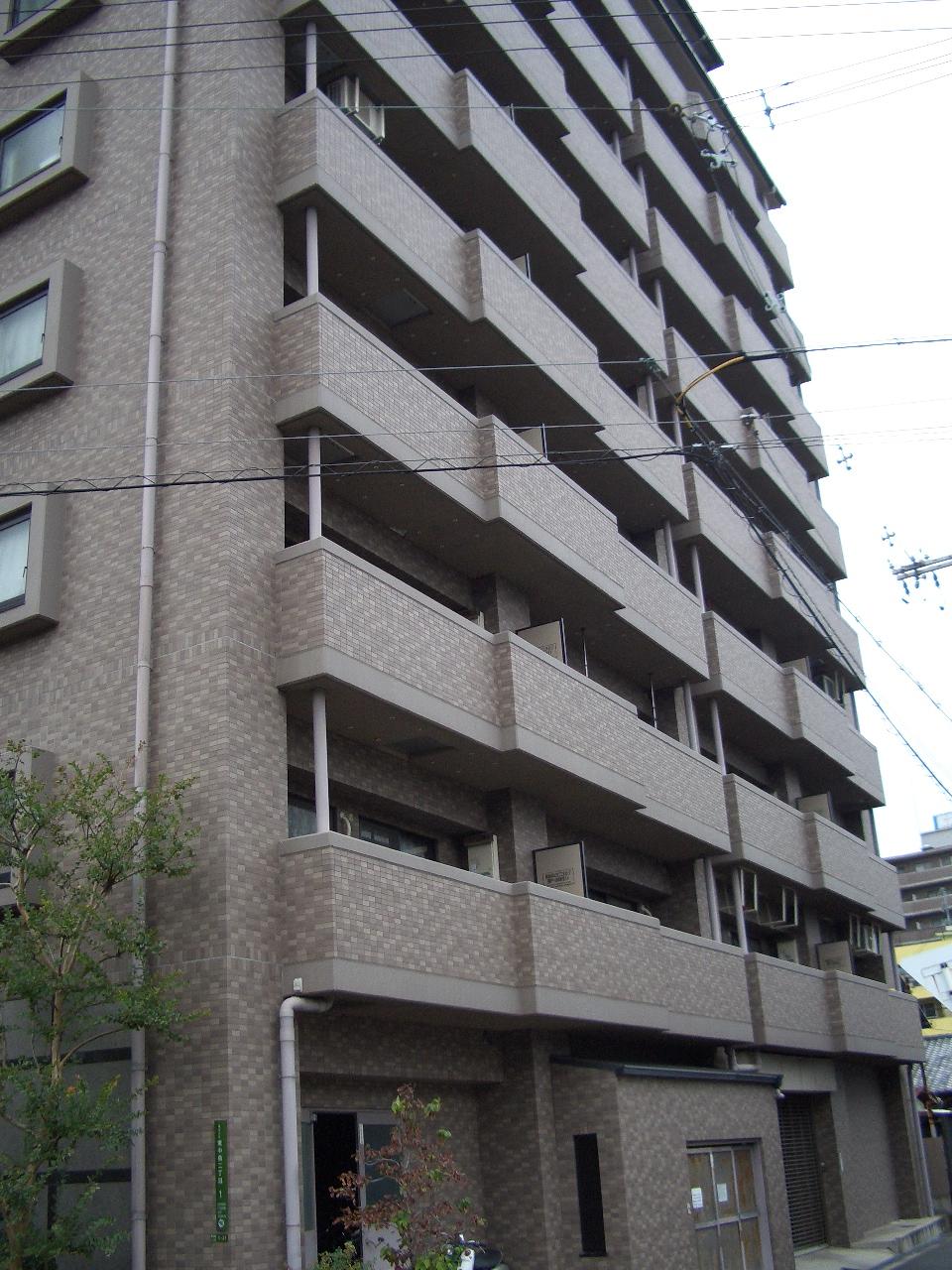 物件番号: 1068136638 ヴェルドミール35  大阪市東淀川区東中島2丁目 1LDK マンション 外観画像