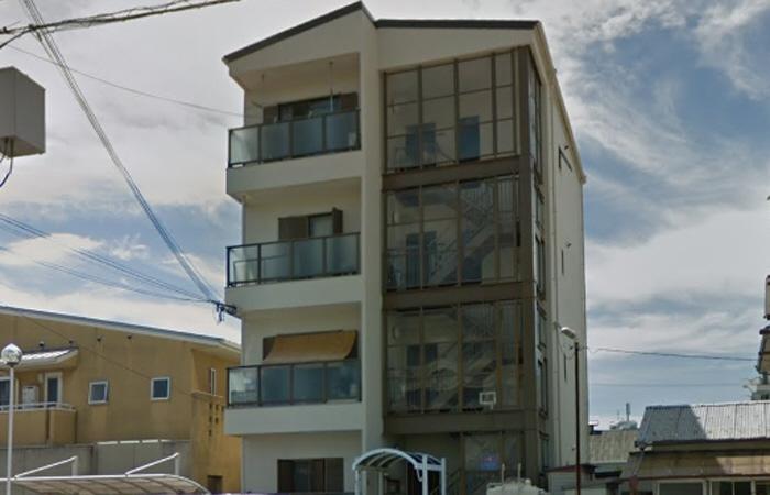 物件番号: 1068136789 松久ハイツ  大阪市淀川区十八条2丁目 3LDK マンション 外観画像
