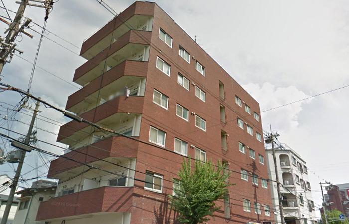 物件番号: 1068103288 シャトー高山  大阪市淀川区東三国4丁目 2LDK マンション 外観画像