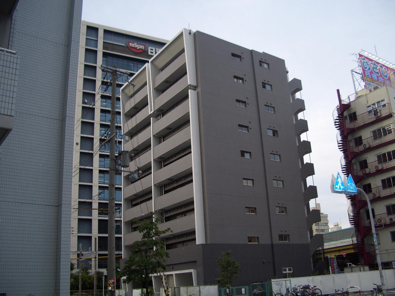 クリスタルグランツ新大阪 *502の外観