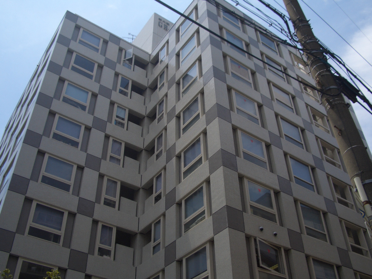 物件番号: 1068110183 新大阪GHビルディング  大阪市淀川区西中島6丁目 1LDK マンション 外観画像