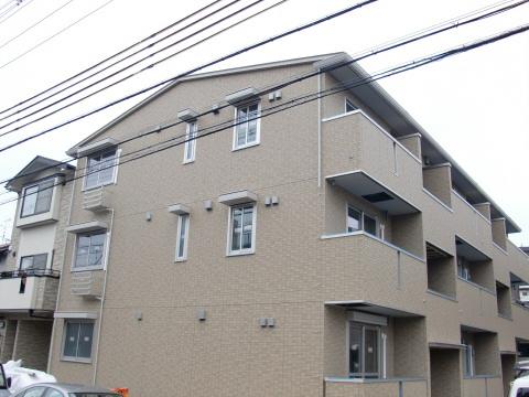 物件番号: 1068135326 ベルデ大森Ⅱ  大阪市東淀川区淡路4丁目 2LDK マンション 外観画像