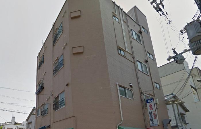 物件番号: 1068130421 北幸マンション  大阪市淀川区西三国1丁目 2DK マンション 外観画像