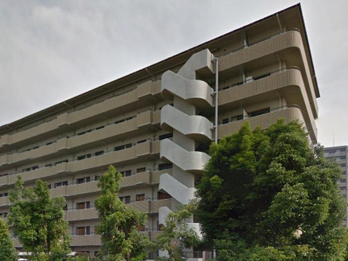 物件番号: 1068134591 ルミエール山本  大阪市淀川区西三国4丁目 3LDK マンション 外観画像