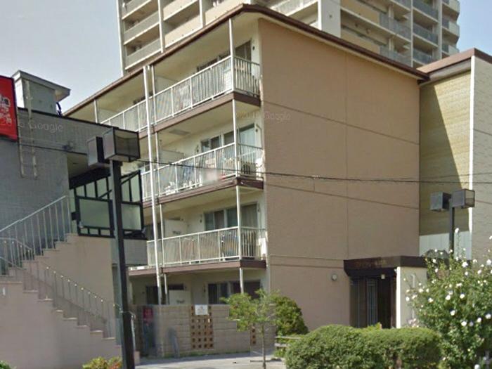物件番号: 1068135117 グランジュール淀川  大阪市淀川区加島3丁目 3LDK マンション 外観画像