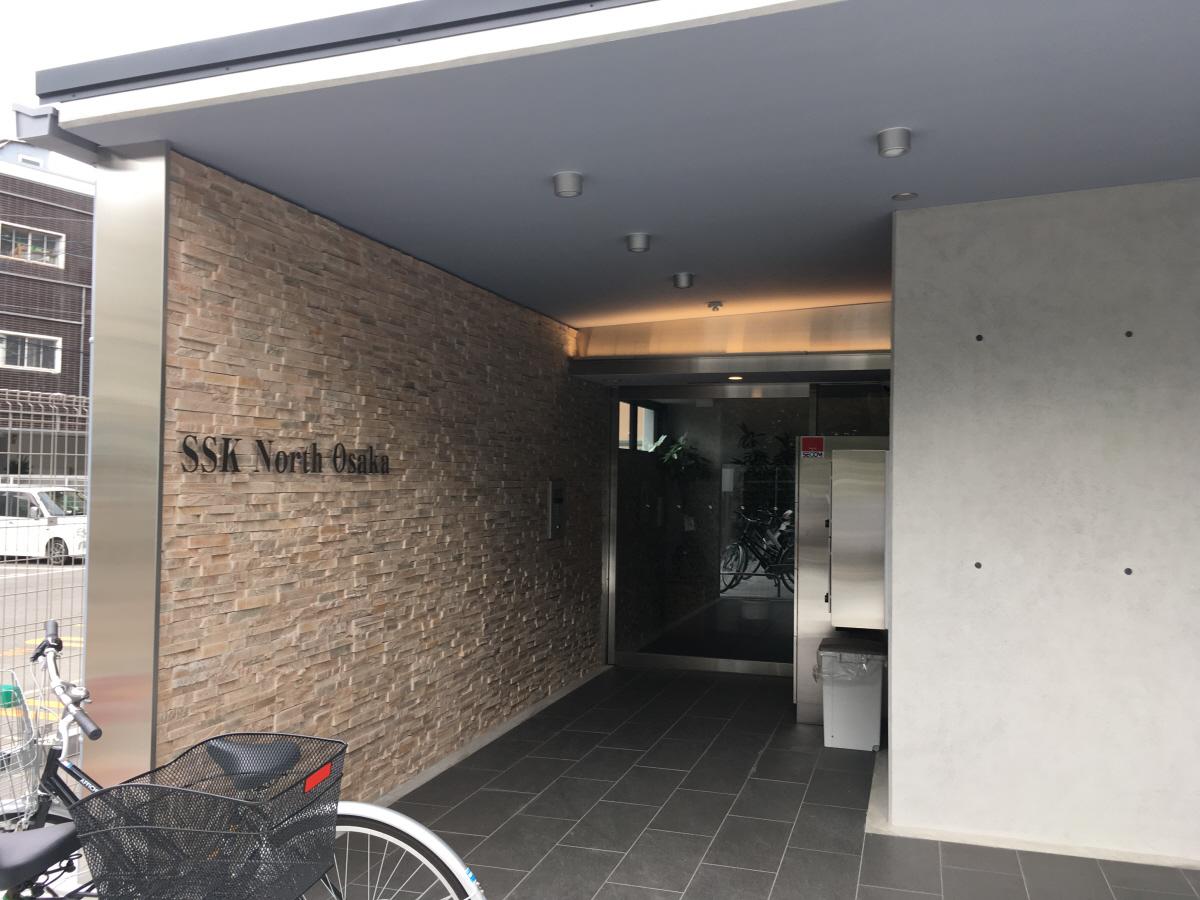 物件番号: 1068132947 SSK・NorthOsaka   大阪市淀川区西中島2丁目 1K マンション 画像11