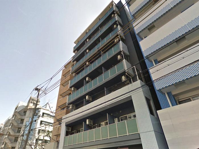 物件番号: 1068136972 ASTIA西中島Ⅱ  大阪市淀川区西中島4丁目 1K マンション 外観画像