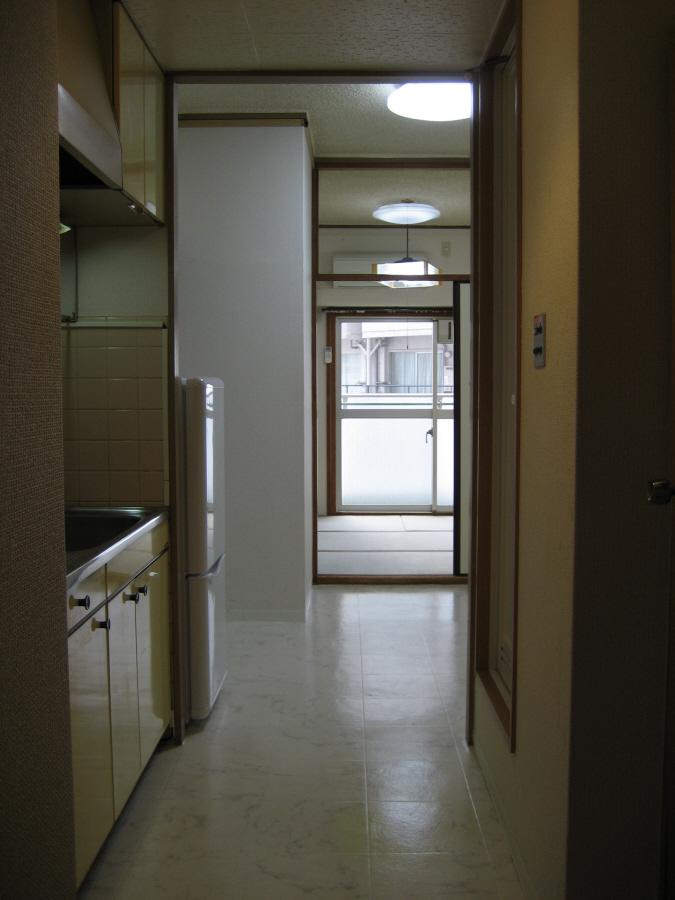 物件番号: 1068133320 ライオンズマンション新大阪  大阪市東淀川区西淡路1丁目 1DK マンション 画像1