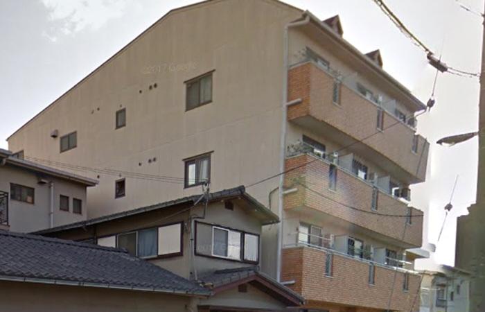 物件番号: 1068134213 豊島ハイツ  大阪市東淀川区東中島4丁目 1DK マンション 外観画像