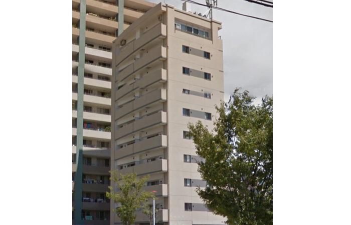 物件番号: 1068134359 レビソール  大阪市淀川区野中北1丁目 1SLDK マンション 外観画像