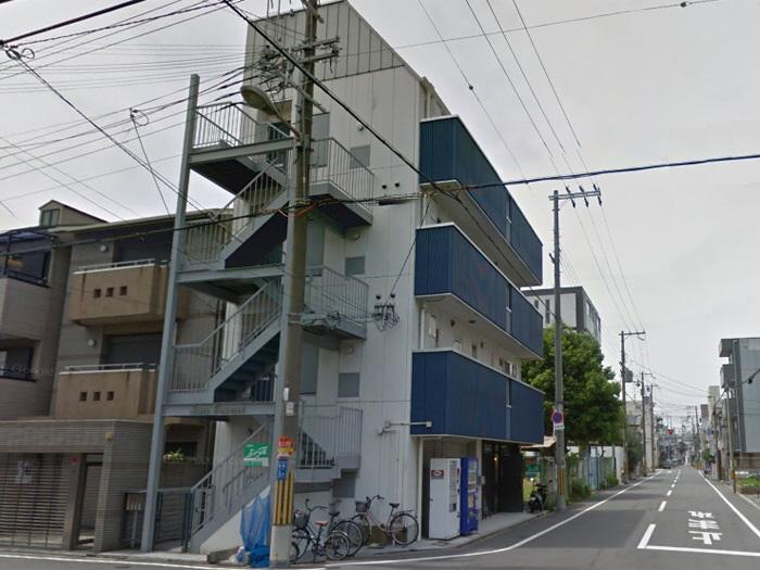 物件番号: 1068134733 サンフォレスト  大阪市東淀川区淡路5丁目 2LDK マンション 画像1