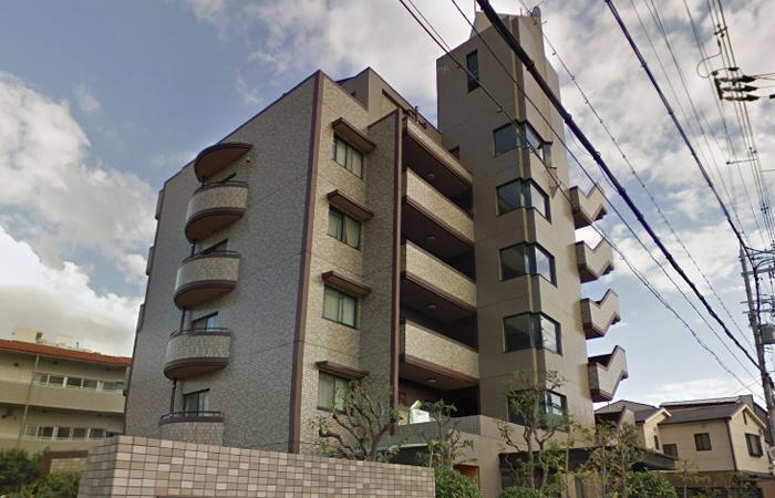 物件番号: 1068135392 メルヴェーユコマドリ  大阪市東淀川区淡路2丁目 2LDK マンション 外観画像