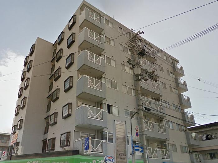 物件番号: 1068134791 レクシア上新庄  大阪市東淀川区豊新5丁目 1LDK マンション 外観画像