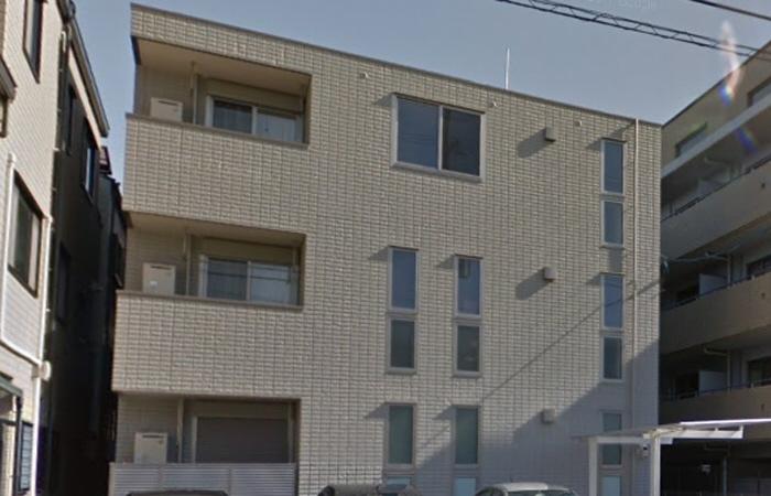 物件番号: 1068135113 メゾンエスポワール  大阪市東淀川区西淡路5丁目 1LDK マンション 外観画像