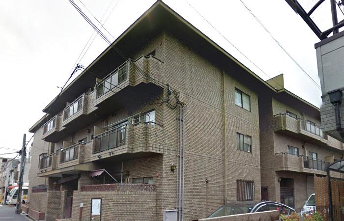 物件番号: 1068135138 ウッディハイツ  大阪市東淀川区淡路1丁目 2LDK マンション 外観画像
