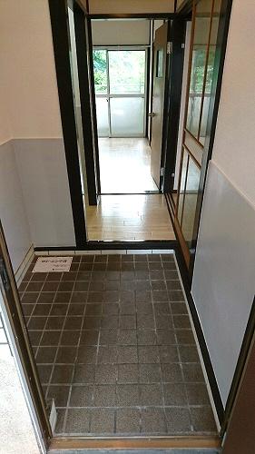 物件番号: 1068135241 ローズハイムⅠ  大阪市東淀川区淡路3丁目 2DK アパート 画像1
