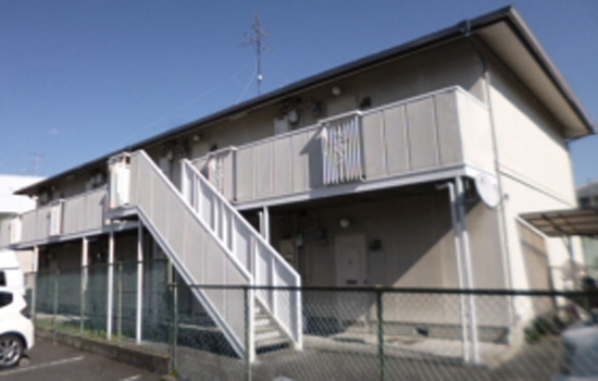 物件番号: 1068135247 ガーデンハイツ淡路  大阪市東淀川区淡路3丁目 1LDK アパート 外観画像