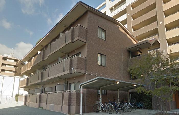 物件番号: 1068135305 govern make  豊中市少路1丁目 1K マンション 外観画像