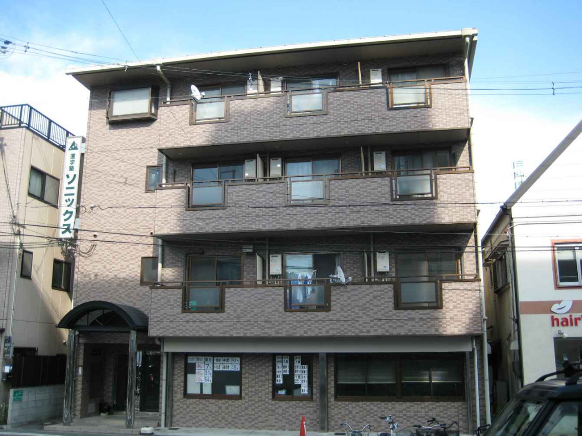 物件番号: 1068135383 Sonix2000  大阪市東淀川区豊新5丁目 1K マンション 外観画像