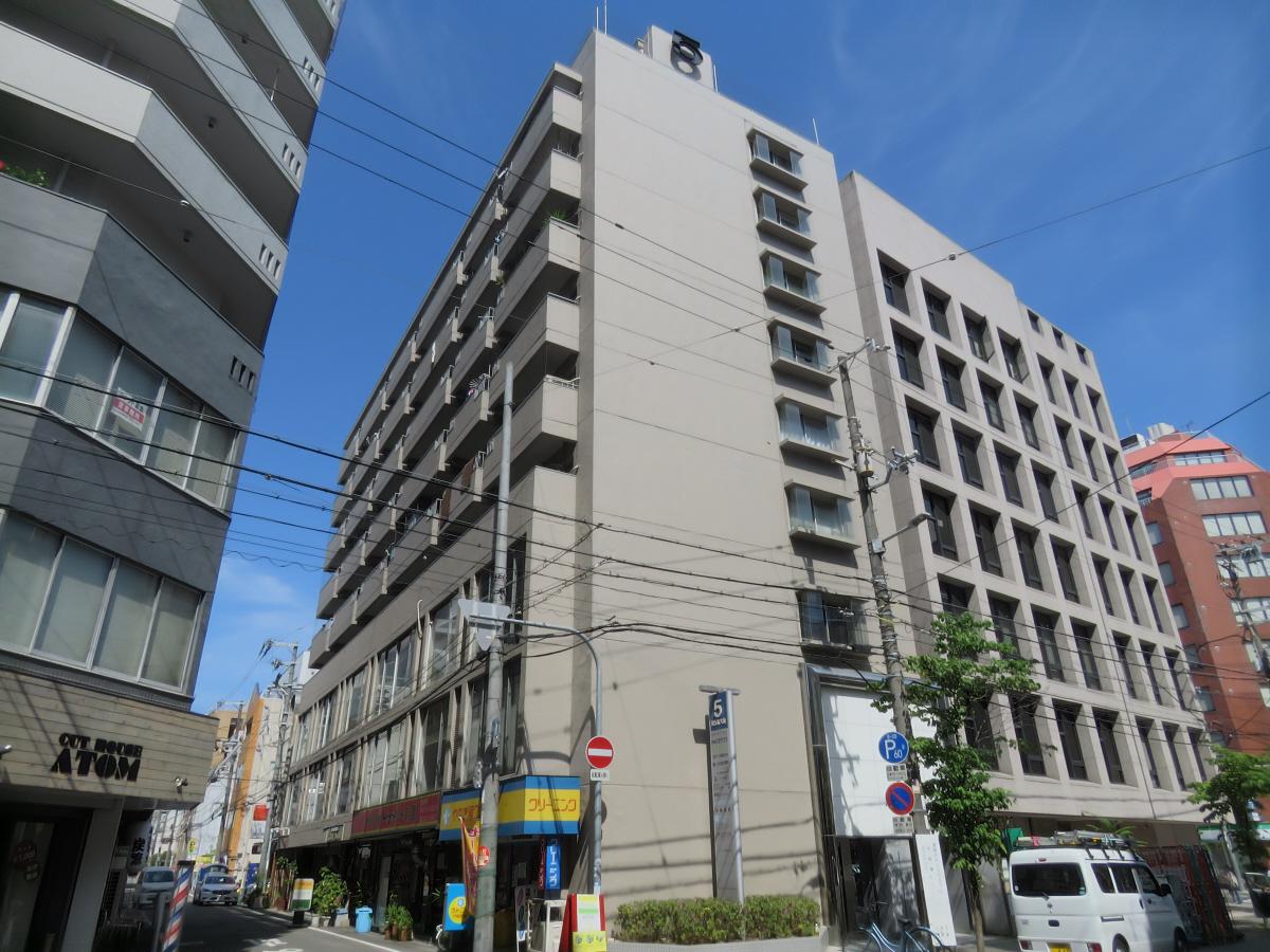 チサンマンション第5新大阪 *703の外観