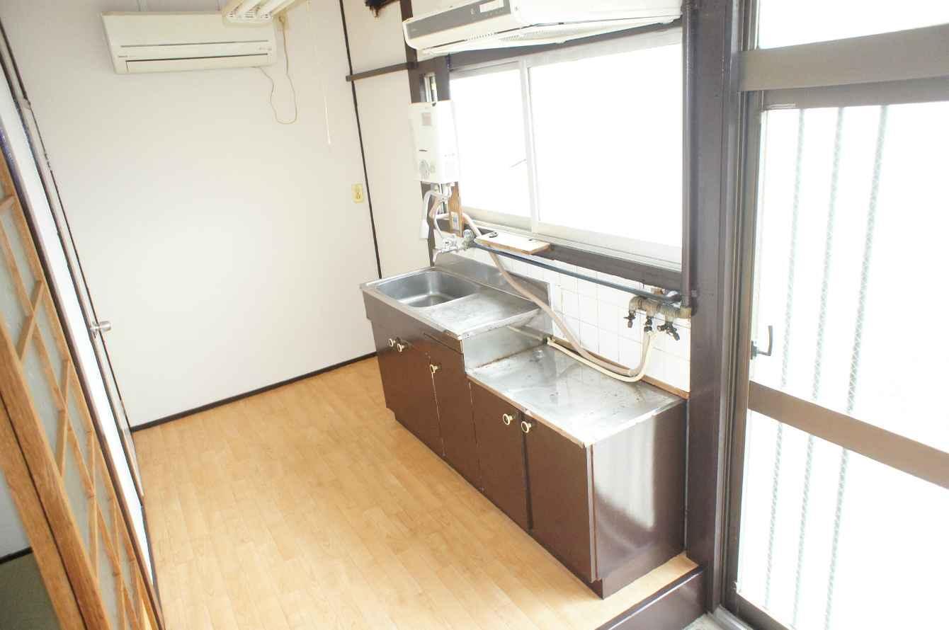 物件番号: 1068135785 谷文化  大阪市淀川区十八条3丁目 2K アパート 画像1