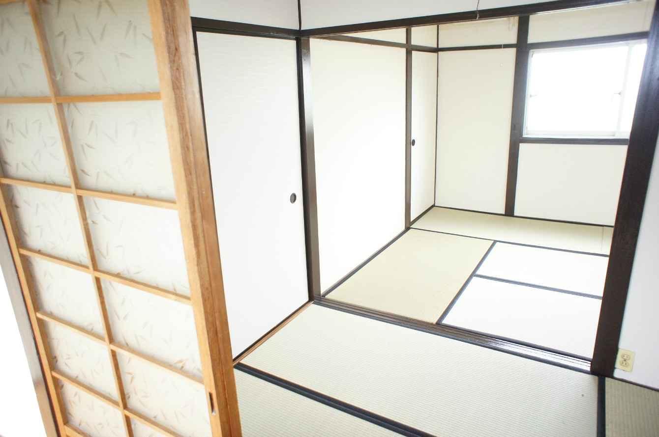 物件番号: 1068135785 谷文化  大阪市淀川区十八条3丁目 2K アパート 画像2