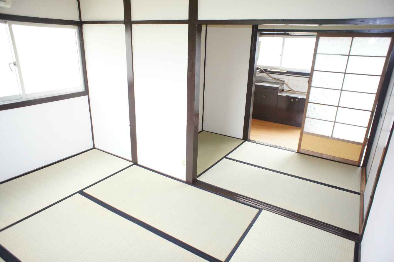物件番号: 1068135785 谷文化  大阪市淀川区十八条3丁目 2K アパート 画像3