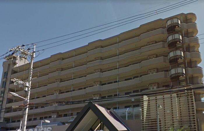 物件番号: 1068135852 淀川ハイライフマンション  大阪市淀川区野中北1丁目 3LDK マンション 外観画像
