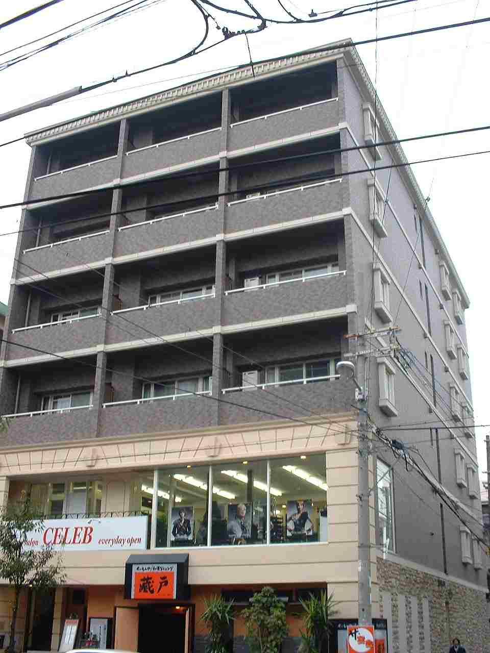 物件番号: 1068122700 エストリーヴルⅡ  大阪市淀川区東三国5丁目 1DK マンション 外観画像