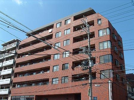 物件番号: 1068108080 オークヒルズ  大阪市淀川区木川西4丁目 3DK マンション 外観画像