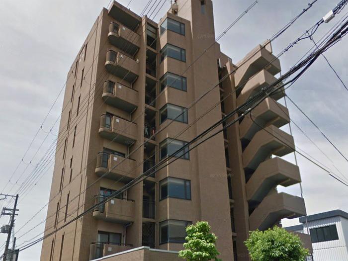 物件番号: 1068124949 加島フラット  大阪市淀川区加島4丁目 2DK マンション 外観画像
