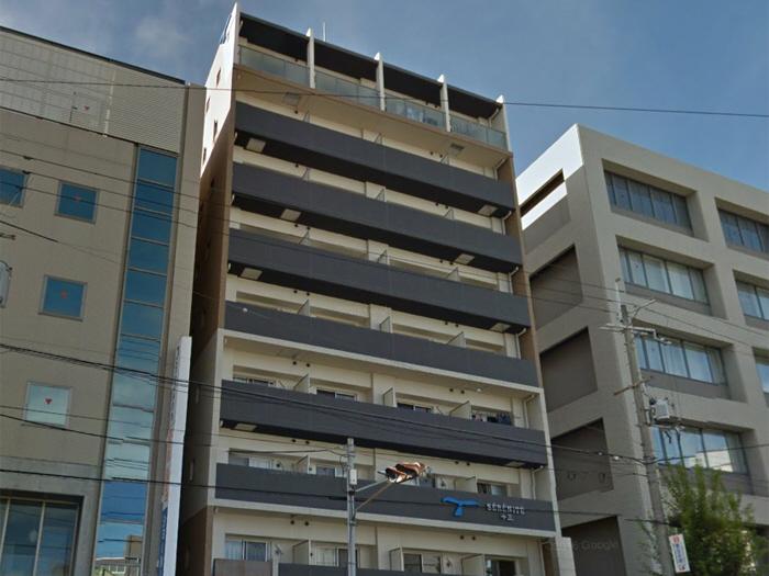 物件番号: 1068109728 CASSIA十三  大阪市淀川区十三東2丁目 1R マンション 外観画像
