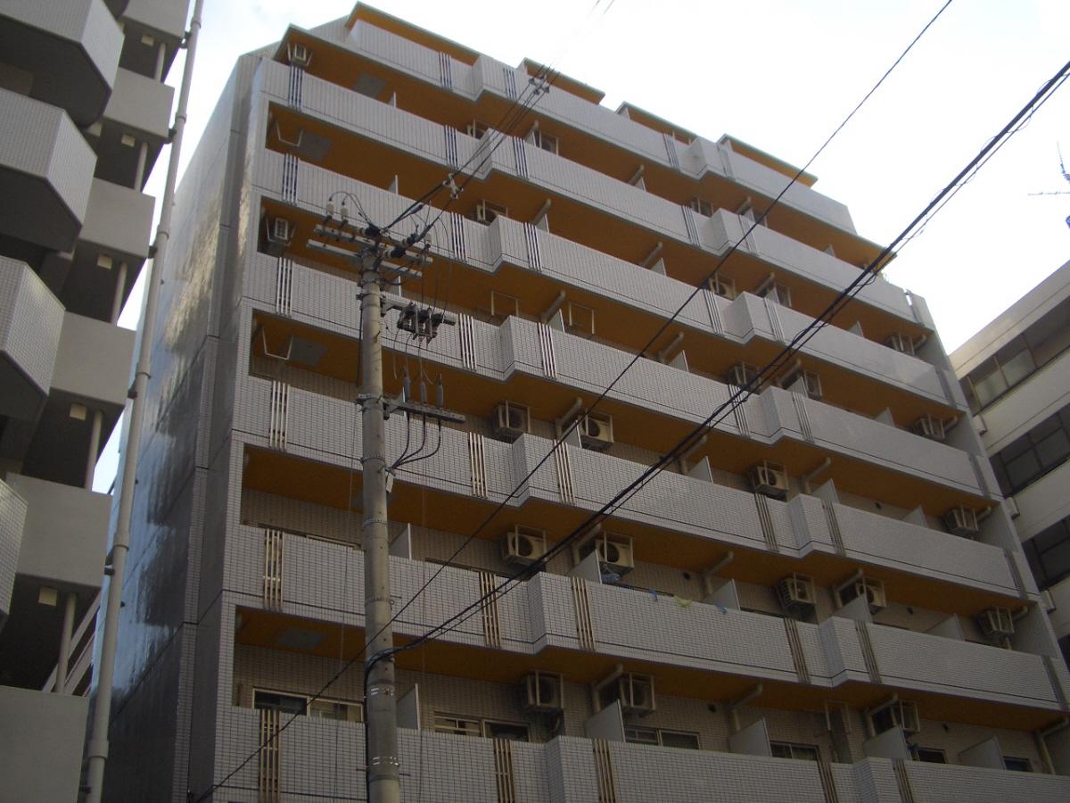 ビルディングⅡ菅原 *306の外観