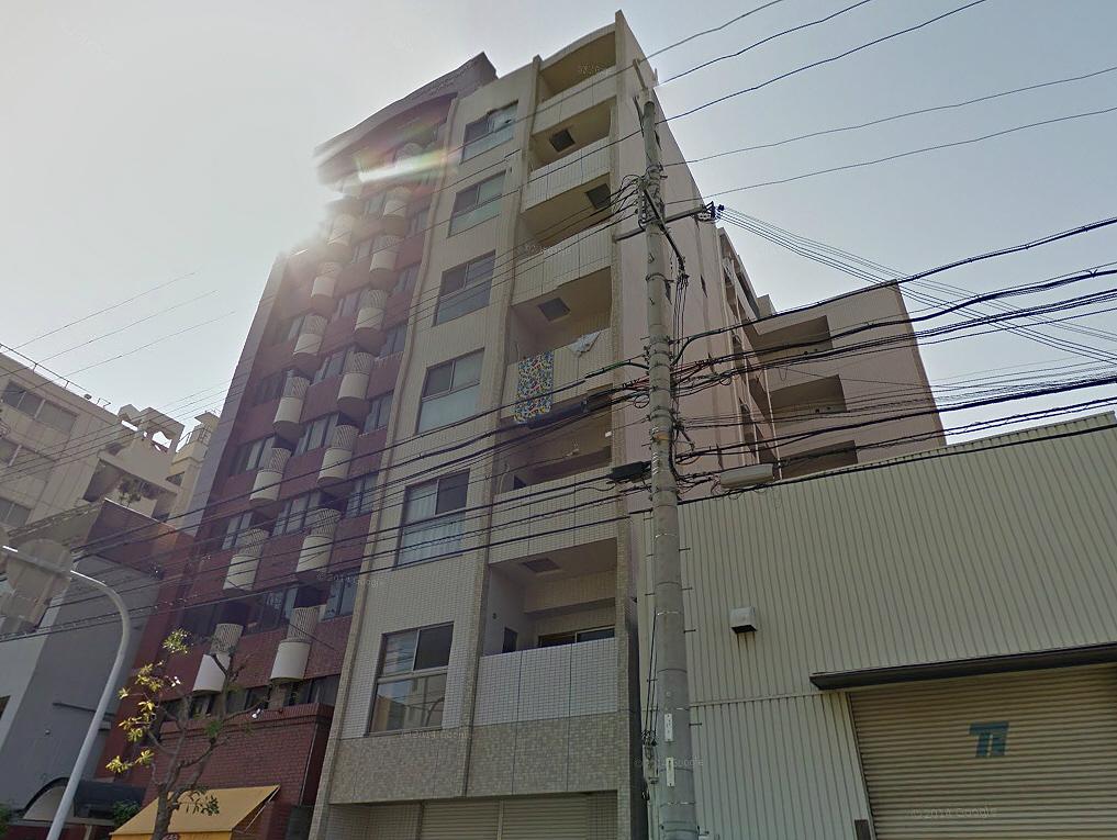 物件番号: 1068118859 キャトルセゾン  大阪市淀川区西中島6丁目 1LDK マンション 外観画像