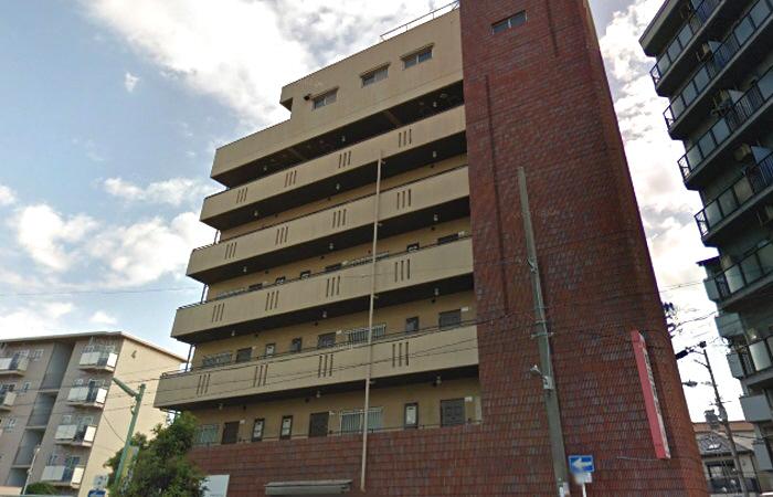 物件番号: 1068123126 メゾンマカカーラ  大阪市東淀川区淡路2丁目 1DK マンション 外観画像