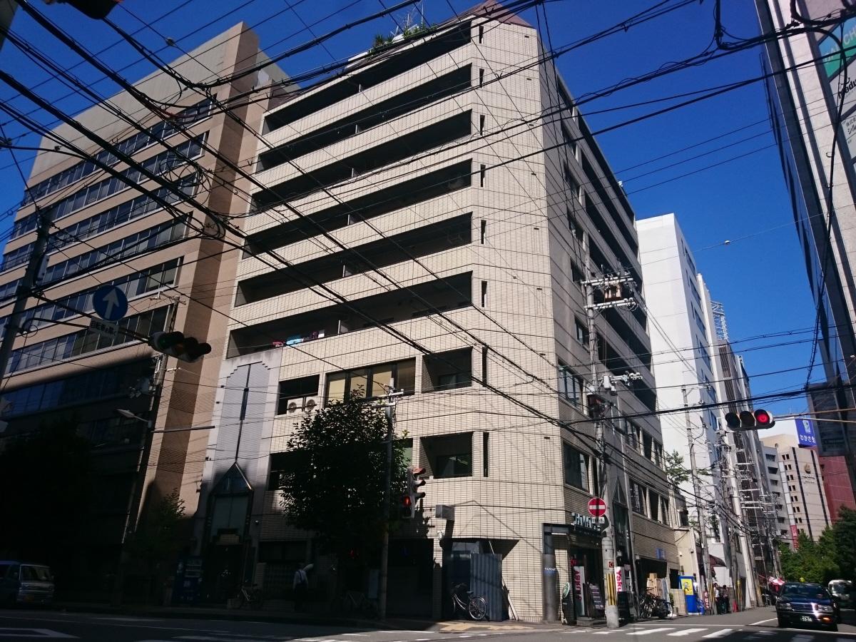 物件番号: 1068118832 アンシャンテ新大阪  大阪市淀川区西中島5丁目 2LDK マンション 外観画像