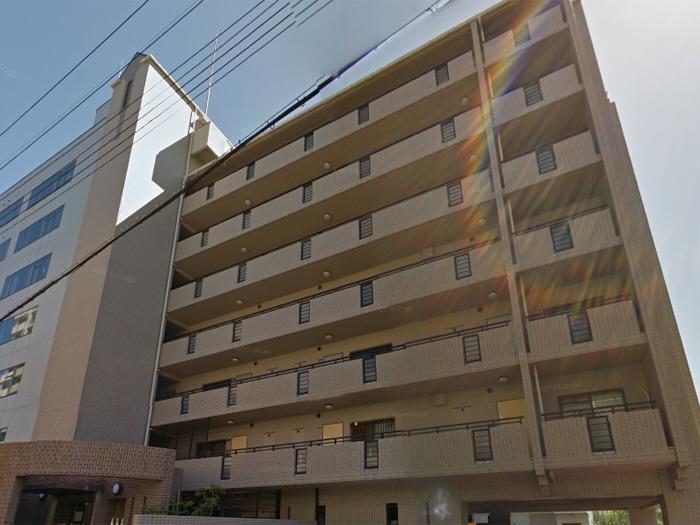 物件番号: 1068133465 ドミールC・S  大阪市淀川区野中北1丁目 3LDK マンション 外観画像