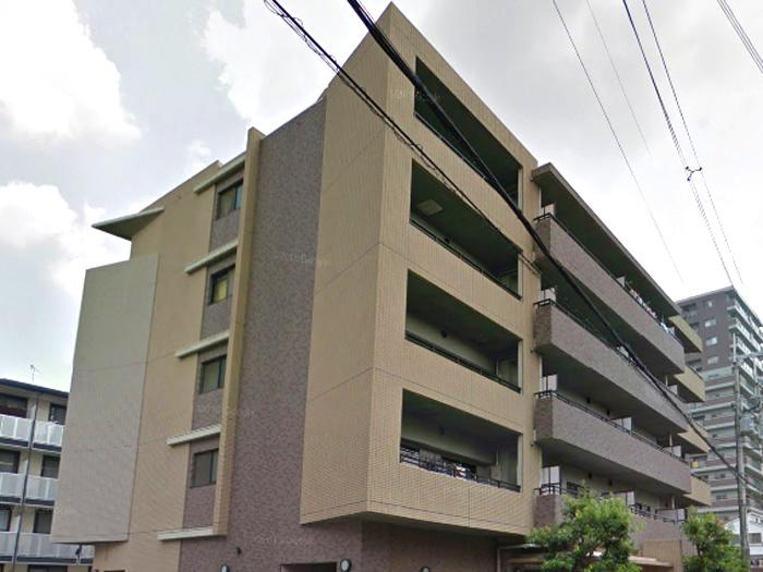 物件番号: 1068133458 エスポワール  大阪市淀川区加島3丁目 3LDK マンション 外観画像