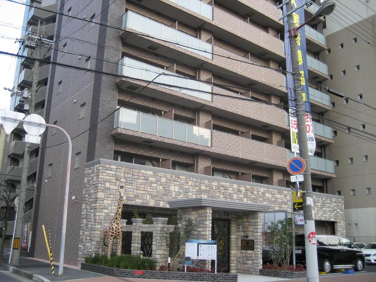 エスプレイス新大阪サウスゲート *1303の外観