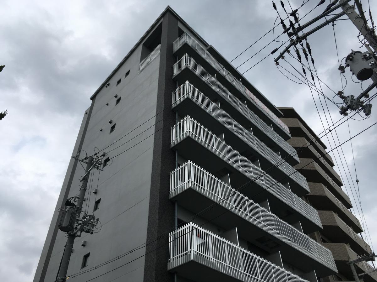 物件番号: 1068132947 SSK・NorthOsaka   大阪市淀川区西中島2丁目 1K マンション 外観画像