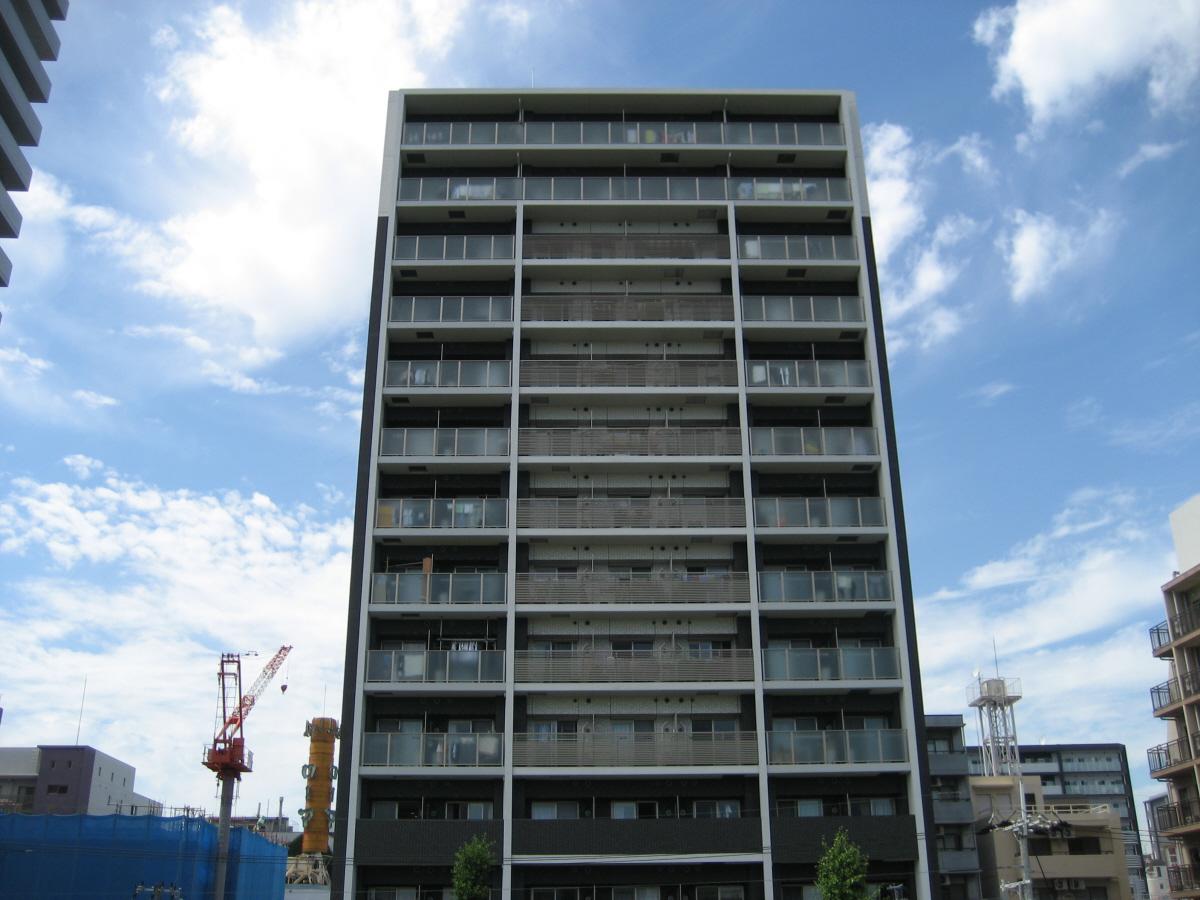 アスヴェル新大阪SOUTH 701の外観