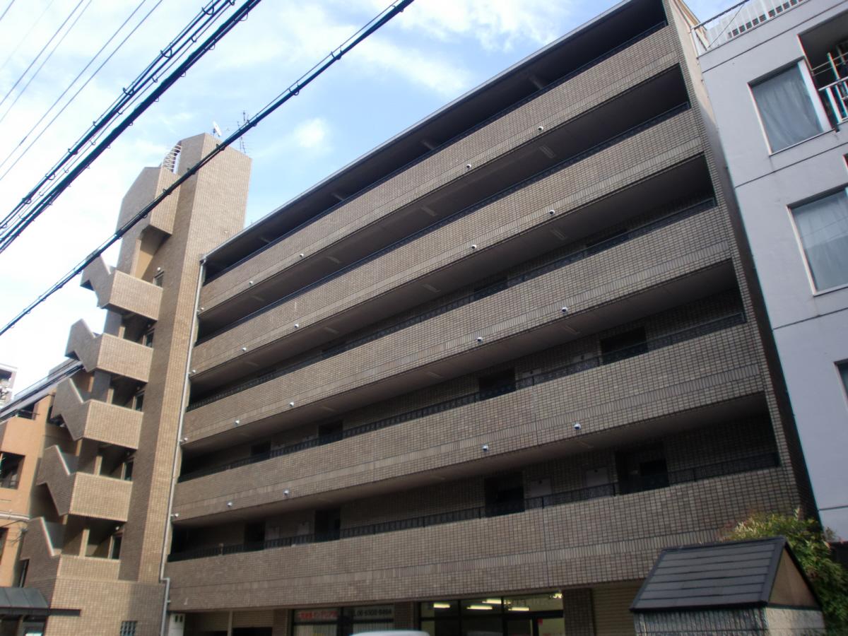 物件番号: 1068129419 ハイムタイヨーⅡ  大阪市淀川区木川西4丁目 1LDK マンション 外観画像