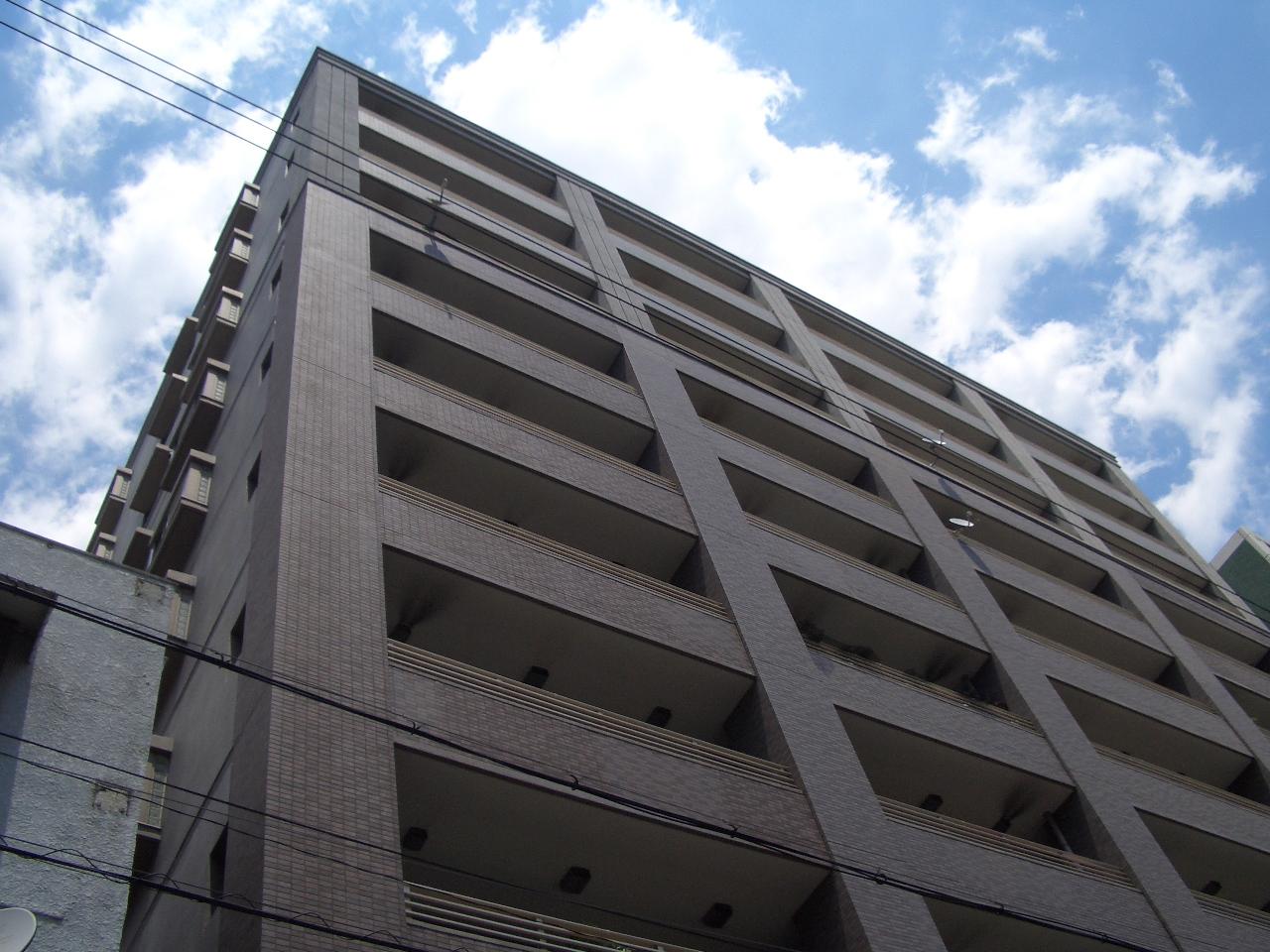 物件番号: 1068136873 リッツ新大阪南  大阪市淀川区西中島4丁目 3LDK マンション 外観画像