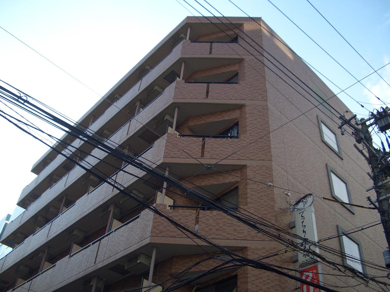 VEROUNO新大阪南 *505の外観