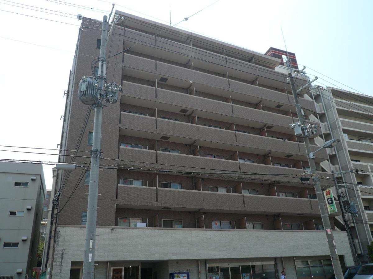 物件番号: 1068113574 NLC新大阪  大阪市淀川区木川東3丁目 3LDK マンション 外観画像